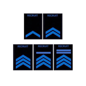 Patch – T3 Recruit Rank 1 to 5