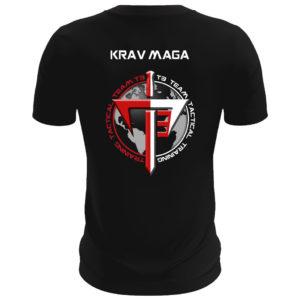 Krav Maga Training T-Shirt – T3 Specialist