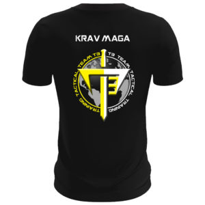 Krav Maga Training T-Shirt – T3 Expert