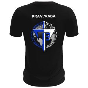 Krav Maga Training T-Shirt – T3 Recruit