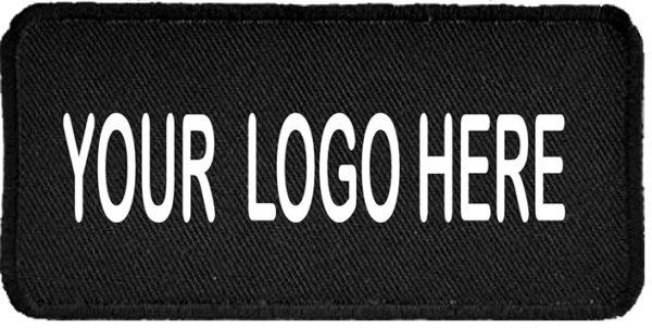your own custom patch rectangular