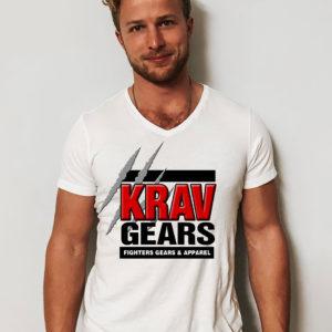 T-Shirt Krav Gears Beast Scratch