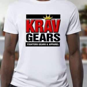 T-Shirt Krav Gears Crown