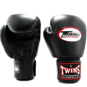 Boxing Gloves – Twins Special – Black