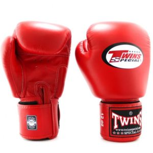 Boxing Gloves – Twins Special – Red