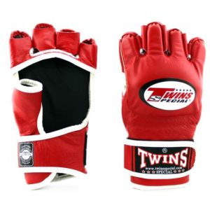 Open-hand Grappling Gloves – Twins Special – Red