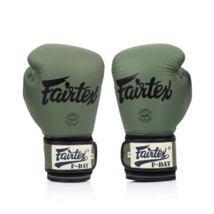 "Boxing Gloves – Fairtex – ""F DAY"" Limited Edition Gloves"