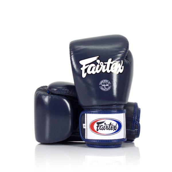 boxing gloves fairtex in blue