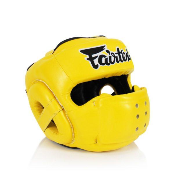 full face headguard protection fairtex